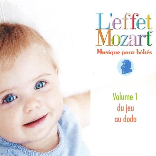 Musique Pour Bébés Vol. 1 – Du Jeu Au Dodo by Wolfgang Amadeus Mozart
