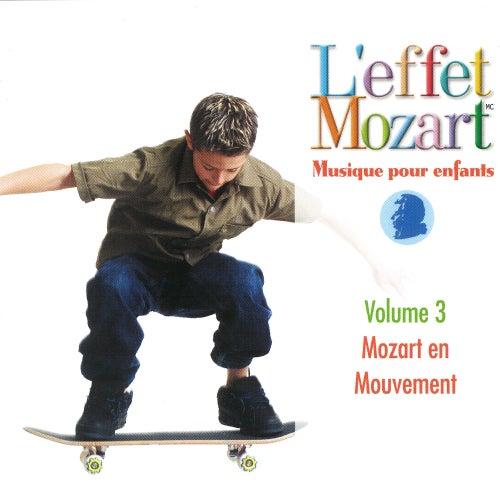 Musique Pour Enfants Vol. 3 –Mozart En Mouvement von Wolfgang Amadeus Mozart