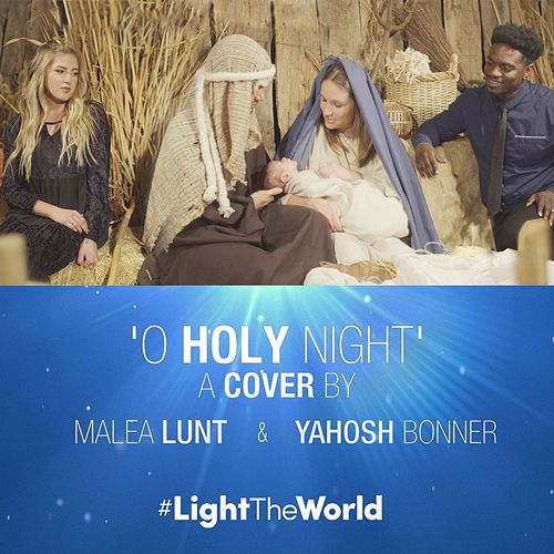 O Holy Night de Malea Lunt
