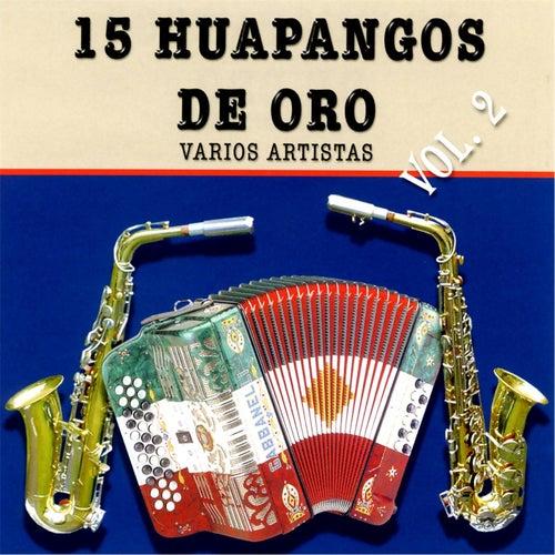 15 Huapangos de Oro, Vol. 2 by German Garcia