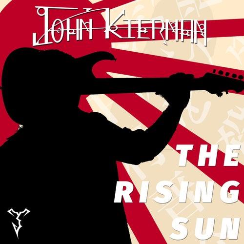 The Rising Sun (Shinsuke Nakamura's Theme) by John Kiernan