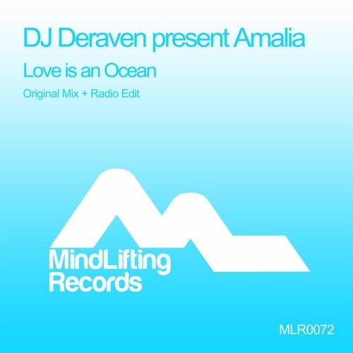 Love Is An Ocean de DJ Deraven