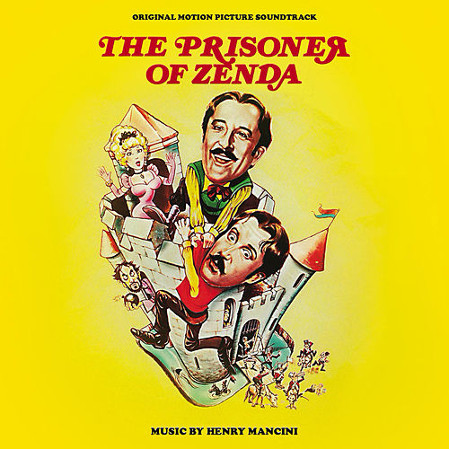 The Prisoner of Zenda (Original Motion Picture Soundtrack) de Henry Mancini