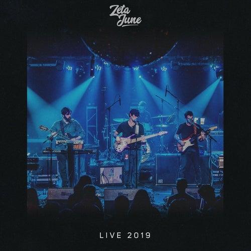 Zeta June (Live 2019) de Zeta June