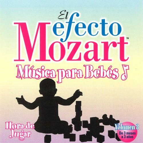 Musica Para Bebes Vol. 3: Hora De Jugar von Wolfgang Amadeus Mozart