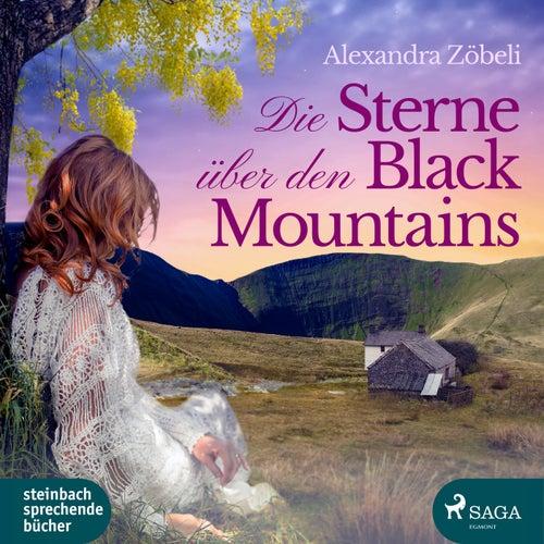 Die Sterne über den Black Mountains von Alexandra Zöbeli