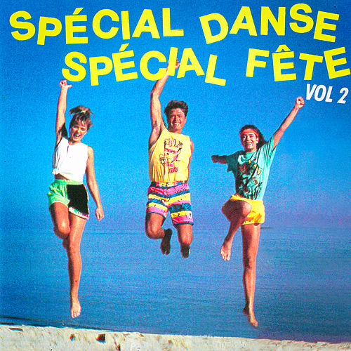 Spécial danse, spécial fête, Vol. 2 di Multi Interprètes