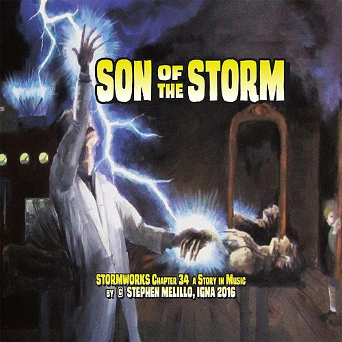 Son of the Storm by Stephen Melillo