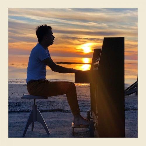 Sunset in L'epine by Armel Dupas