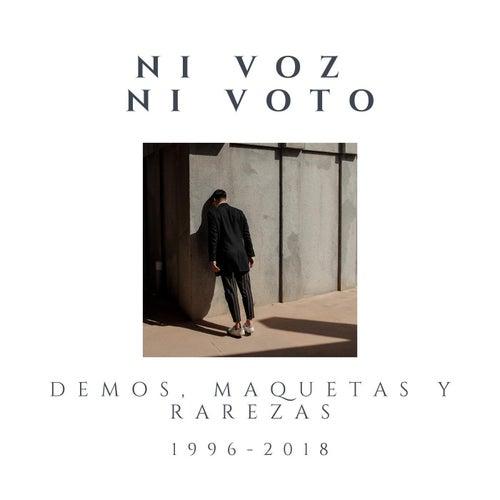 Demos, Maquetas y Rarezas (1996 - 2018) de Ni Voz Ni Voto