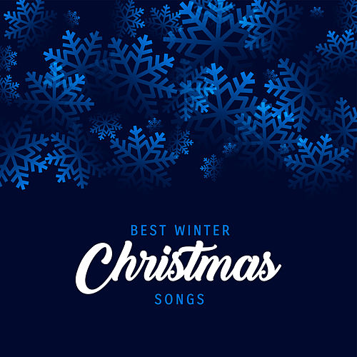 Best Winter Christmas Songs von Christmas Hits