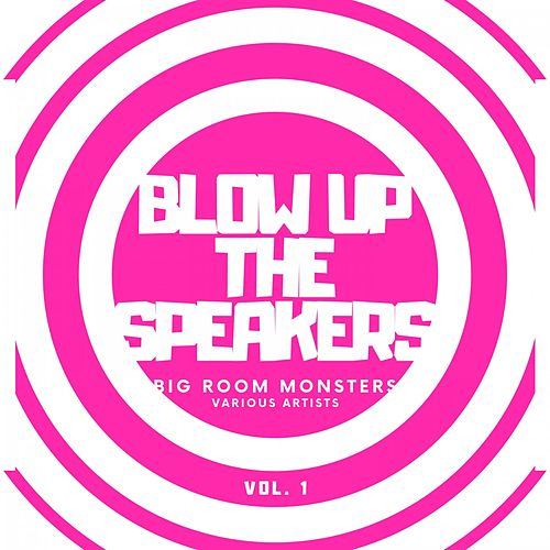 Blow up the Speakers (Big Room Monsters), Vol. 1 by Various Artists