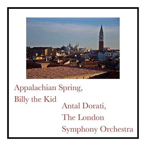 Appalachian Spring, Billy the Kid de London Symphony Orchestra