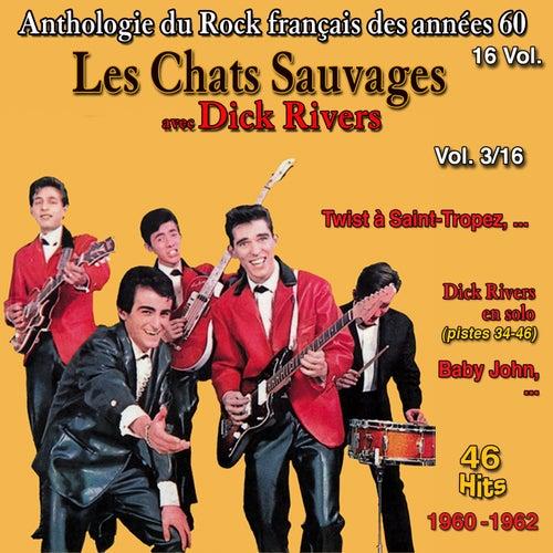 Les débuts - 1960-1962 les chats sauvages avec dick rivers, en solo de Les Chats Sauvages