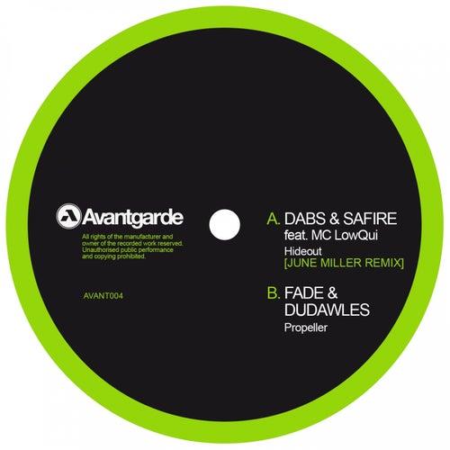 Hideout - June Miller Remix / Propeller de Dabs