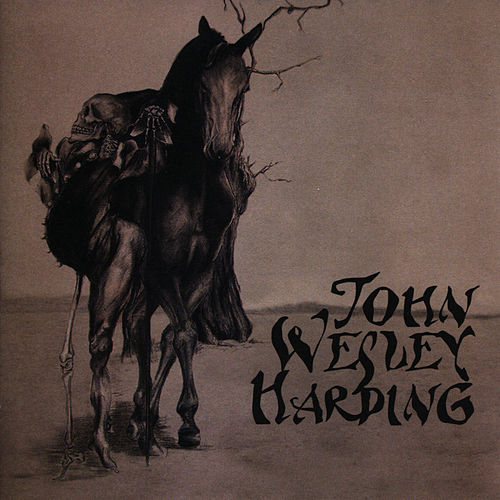 Who Was Changed and Who Was Dead by John Wesley Harding