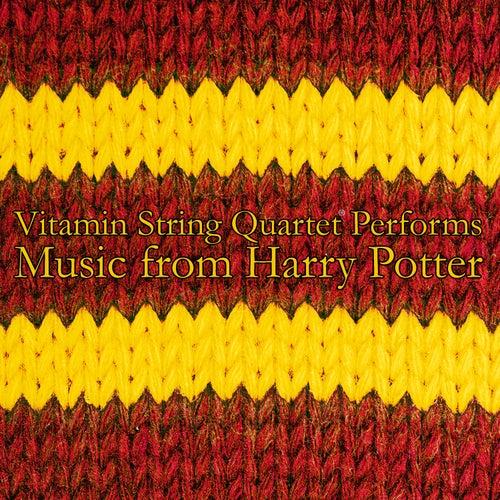 Vitamin String Quartet's Tribute to Harry Potter de Vitamin String Quartet