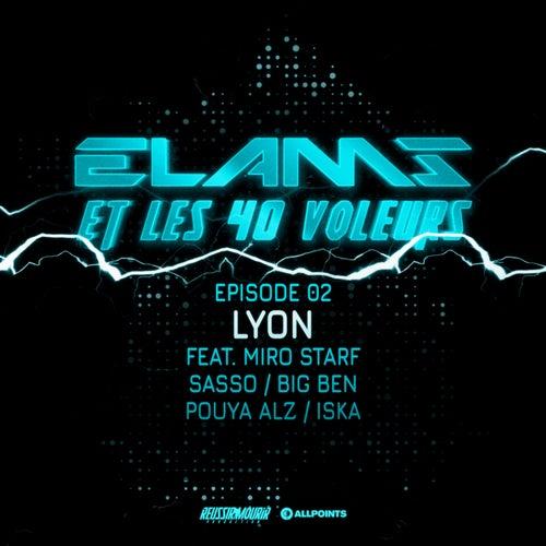 Elams et les 40 voleurs (Episode 2) de Elams