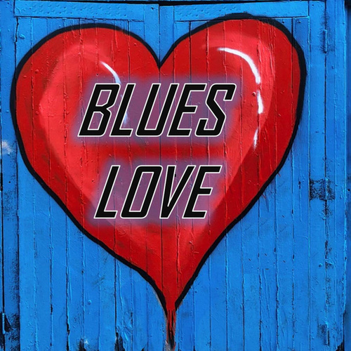 Blues Love de Various Artists