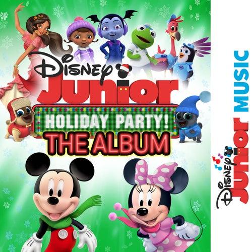 Disney Junior Music Holiday Party! The Album de Various Artists