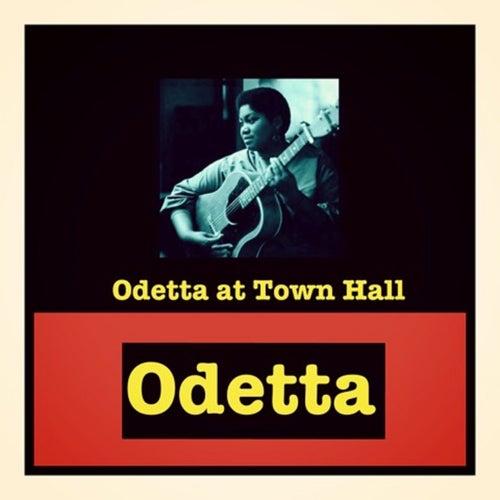 Odetta at Town Hall de Odetta