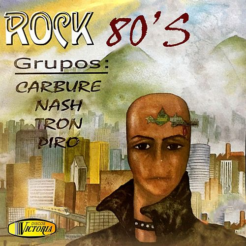 Rock 80's de German Garcia