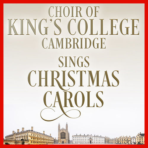 Sings Christmas Carols von Choir of King's College, Cambridge