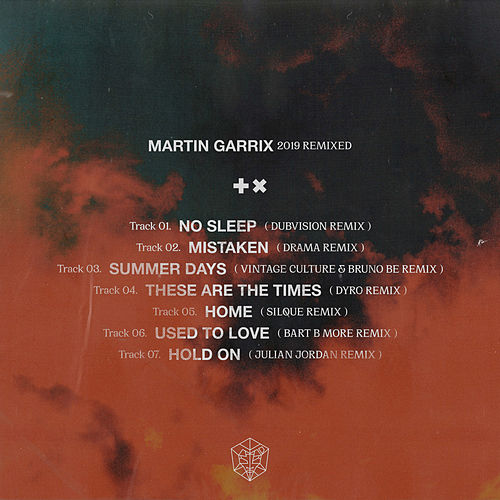 2019 Remixed di Martin Garrix