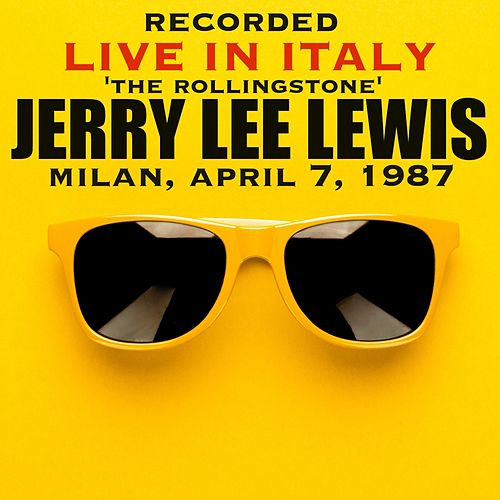 Live in Italy von Jerry Lee Lewis