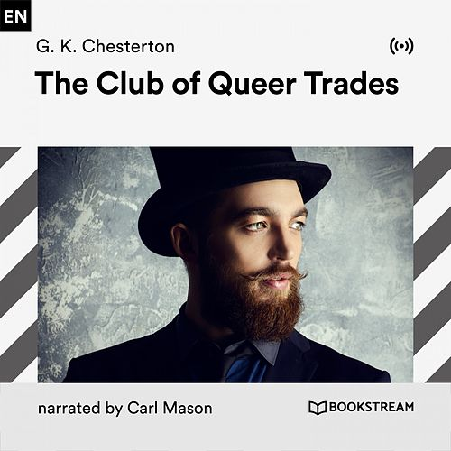 The Club of Queer Trades von Bookstream Audiobooks