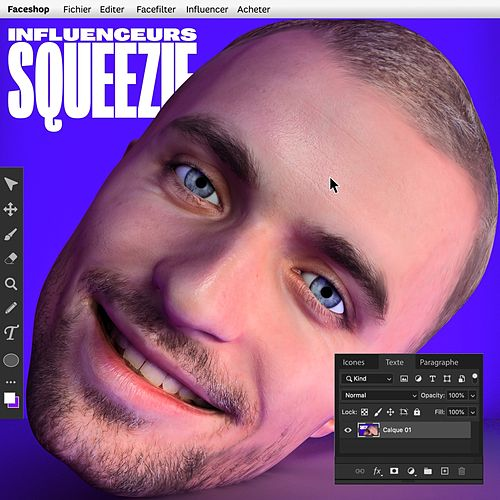 Influenceurs by Squeezie