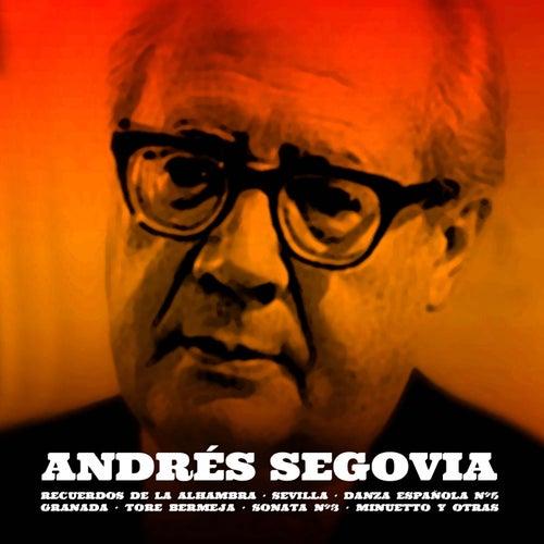 Andrés Segovia de Andres Segovia
