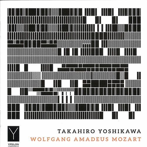 Mozart: Piano Works von Takahiro Yoshikawa