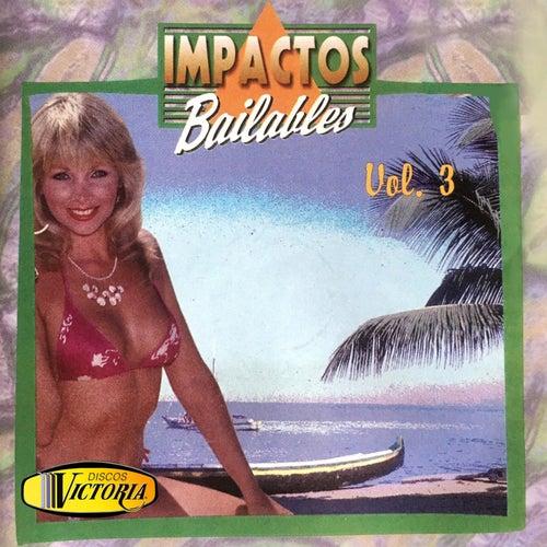 Impactos Bailables, Vol. 3 de German Garcia