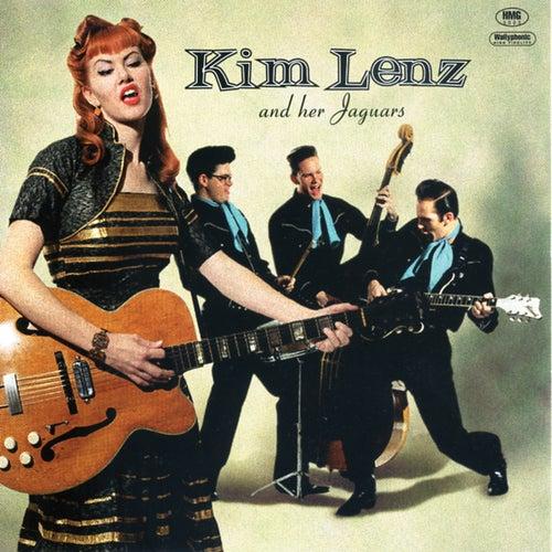 Kim Lenz And Her Jaguars de Kim Lenz & The Jaguars