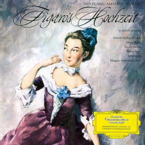 Mozart: Die Hochzeit des Figaro, K. 492 - Highlights (Sung in German) de Berliner Philharmoniker