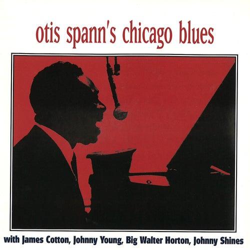 Otis Spann's Chicago Blues by Otis Spann