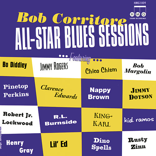 All-Star Blues Sessions de Bob Corritore