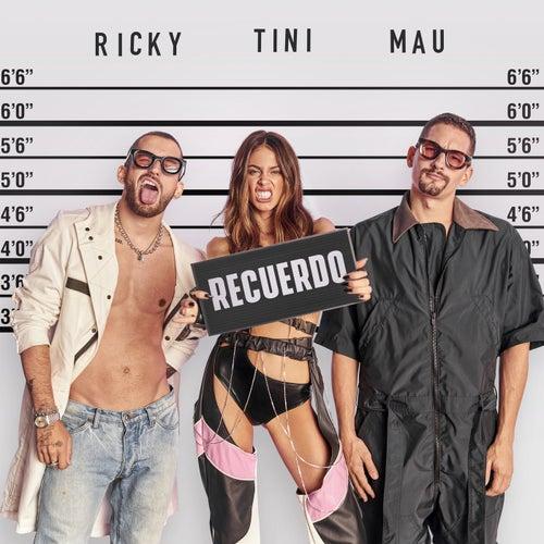 Recuerdo de TINI & Mau y Ricky