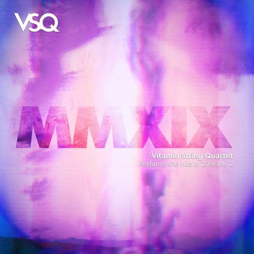 Vsq Performs the Hits of 2019, Vol. 2 de Vitamin String Quartet