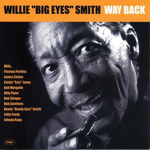 Way Back by Willie 'The Lion' Smith