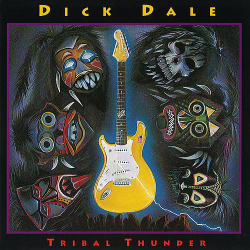 Tribal Thunder de Dick Dale