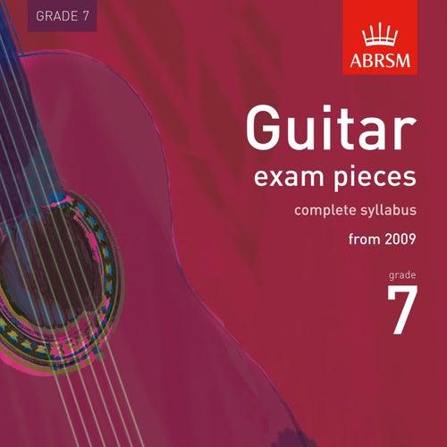 Guitar Exam Pieces from 2009, ABRSM Grade 7 by Craig Ogden
