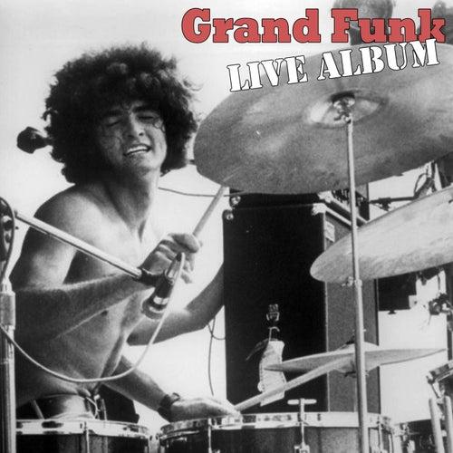 Live Album de Grand Funk Railroad