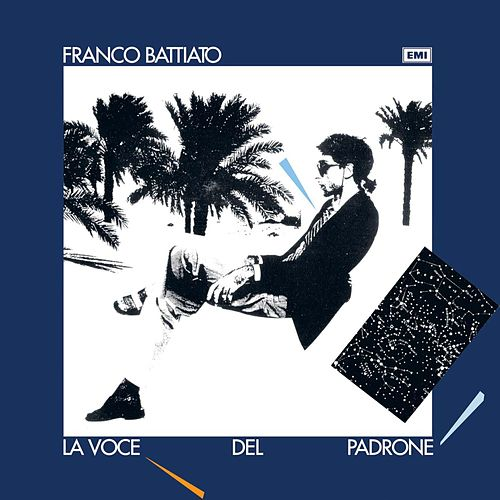 La Voce Del Padrone (2008 Remastered Edition) di Franco Battiato