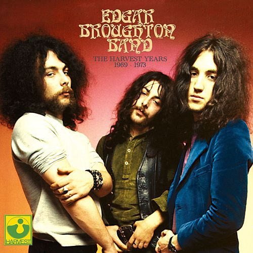 The Harvest Years (1969-1973) de Edgar Broughton Band