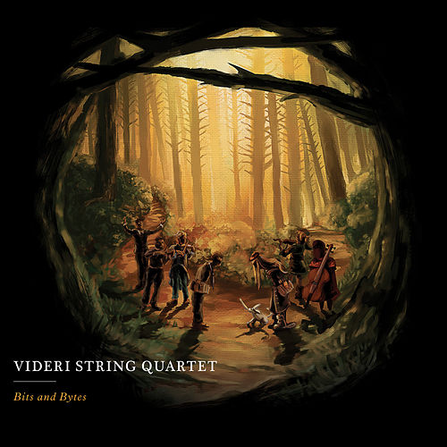 Bits and Bytes de Videri String Quartet
