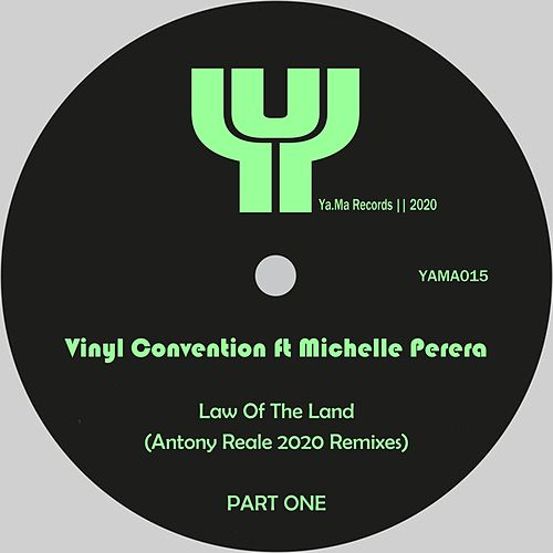 Law Of The Land, Pt. 1 (Antony Reale 2020 Remixes) de Vinyl Convention