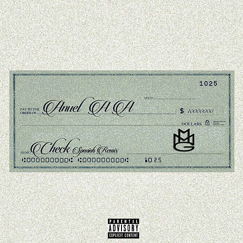 Check (Spanish Remix) by Anuel Aa