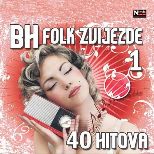 40 Hitova de Bh Folk Zvijece 1